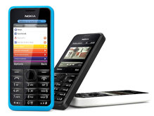 Điện thoại Nokia 301 - 2 sim