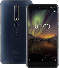 Điện thoại Nokia 6.1 - 4GB RAM, 64GB, 5.5 inch