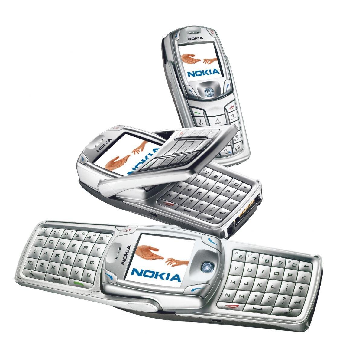 Điện thoại Nokia 6822