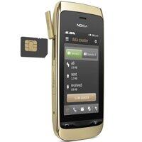 Điện thoại Nokia Asha 308 - 2 sim