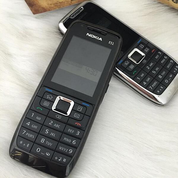 Điện thoại Nokia E51