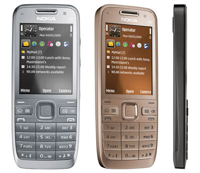 Điện thoại Nokia E52