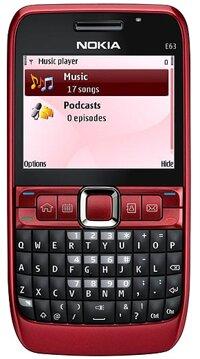 Điện thoại Nokia E63