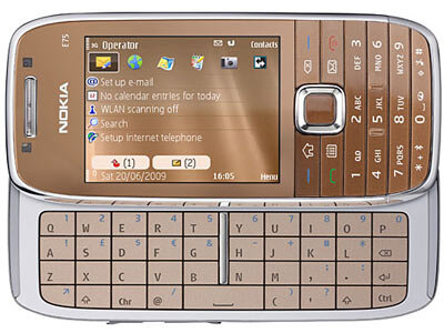 Điện thoại Nokia E75