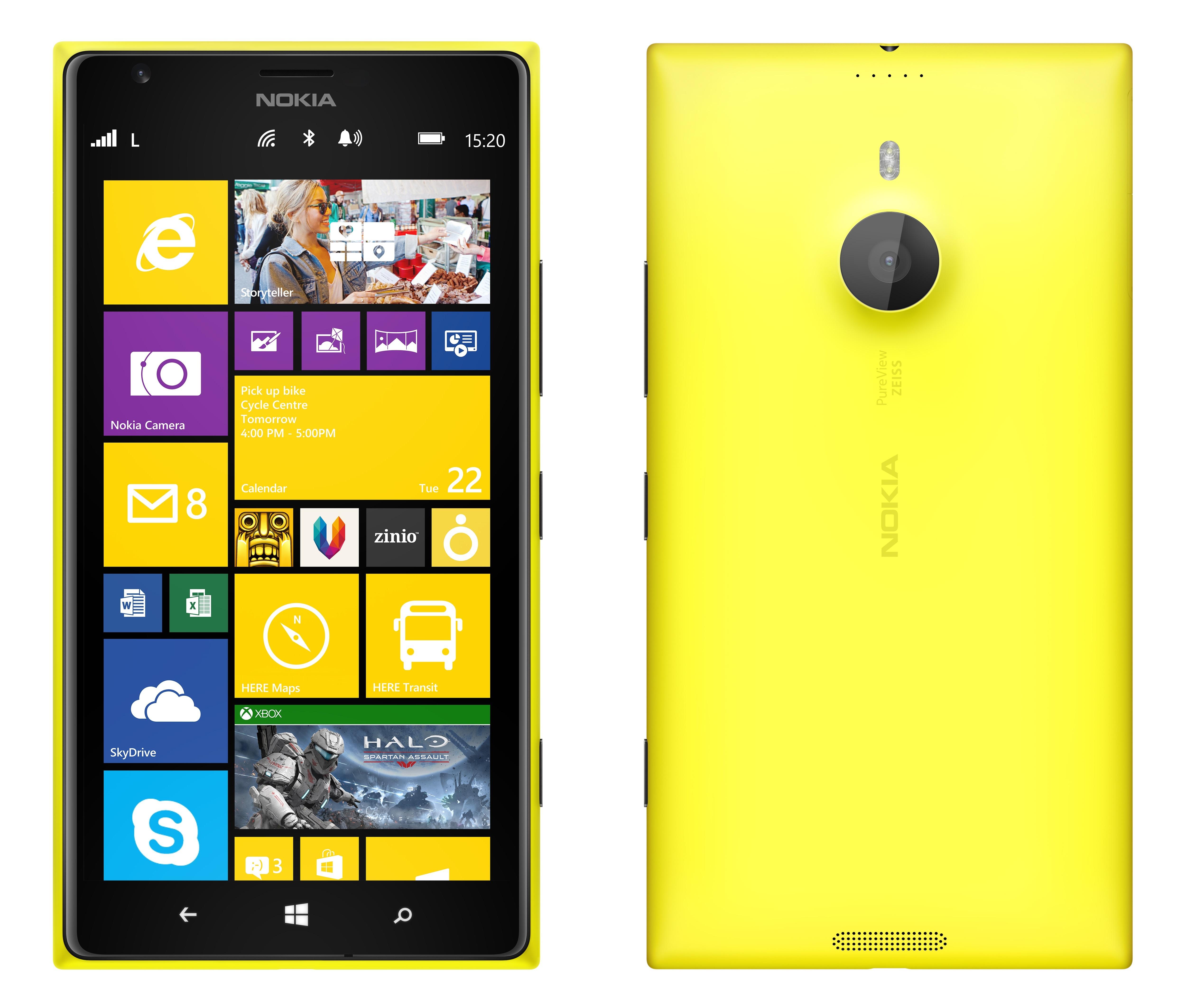 Điện thoại Nokia Lumia 1520 – 32GB