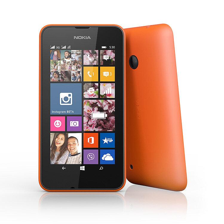 Điện thoại Nokia Lumia 530 - 4GB, 2 sim