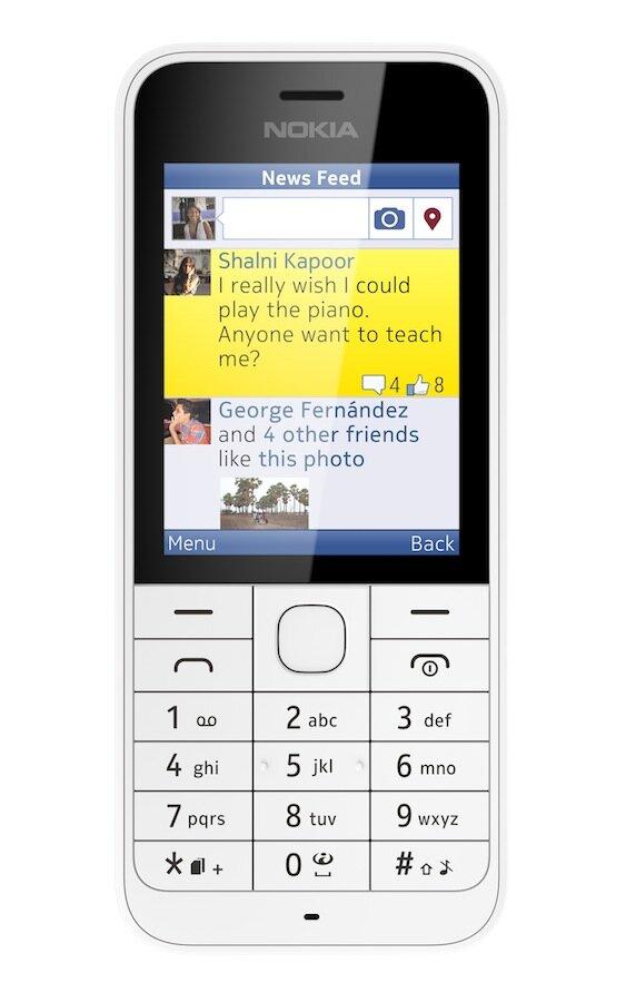 Điện thoại Nokia N220