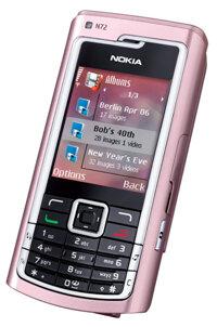 Điện thoại Nokia N72