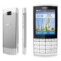 Điện thoại Nokia X3-02 Touch and Type