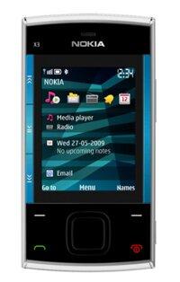 Điện thoại Nokia X3