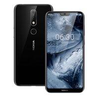 Điện thoại Nokia X6 (2018) - 32GB