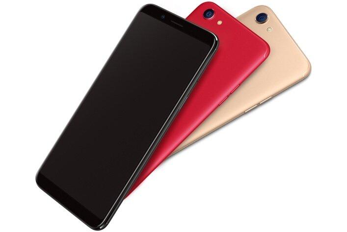 Điện thoại Oppo F5 - 32GB