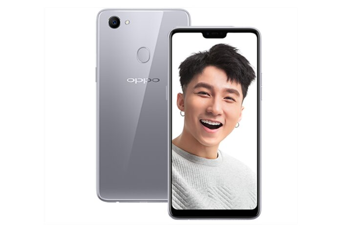 Điện thoại Oppo F7 - 128GB, 6GB RAM, 6.2 inch