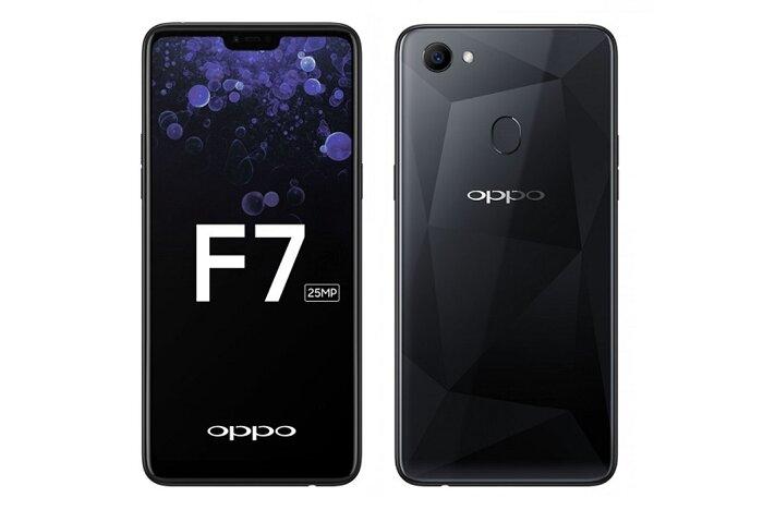 Điện thoại Oppo F7 - 64GB, 4GB RAM, 6.2 inch