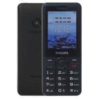 Điện thoại Philips E168 - Dual Sim