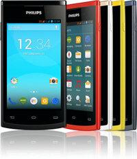 Điện thoại Philips S388 - 4GB, 2 sim