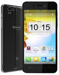 Điện thoại Q-Mobile Dream S1 (Q-Smart Dream S1/SI) - 16GB, 2 sim