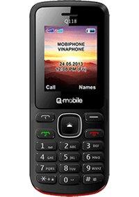 Điện thoại Q-Mobile Q118 - 2 sim