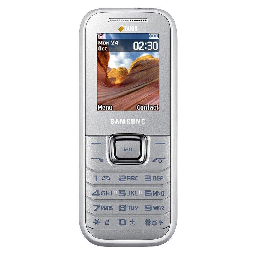Điện thoại Samsung E1232B - 2 sim