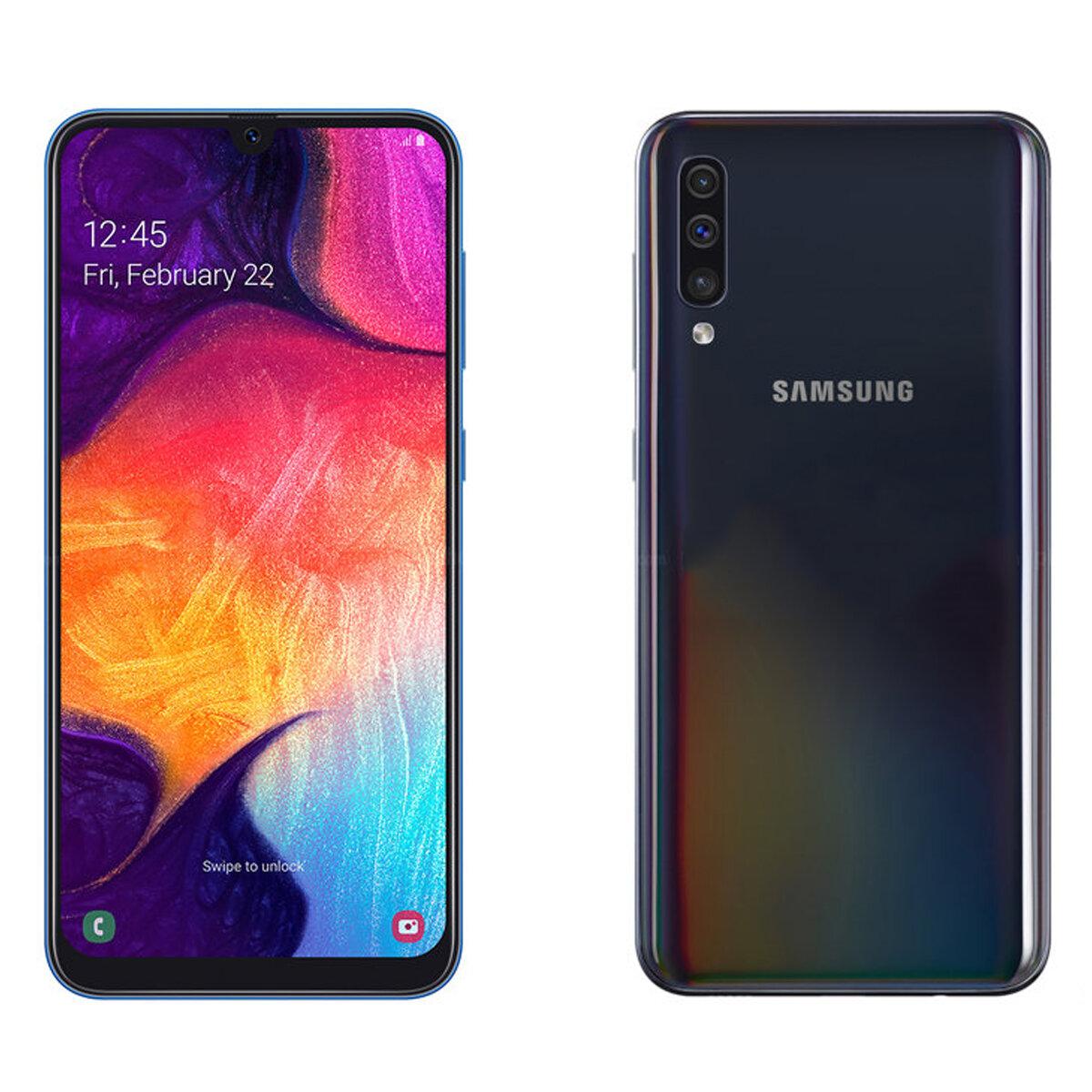 Điện thoại Samsung Galaxy A50 (6GB|128GB)