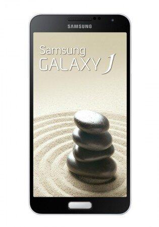 Điện thoại Samsung Galaxy J - 16 GB