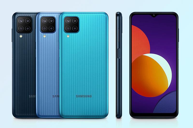Điện thoại Samsung Galaxy M12 – 3GB RAM, 32GB, 6.5 inch