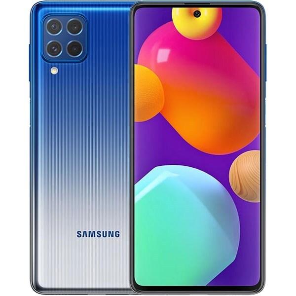 Điện thoại Samsung Galaxy M62 – 8GB RAM, 256GB, 6.7 inch