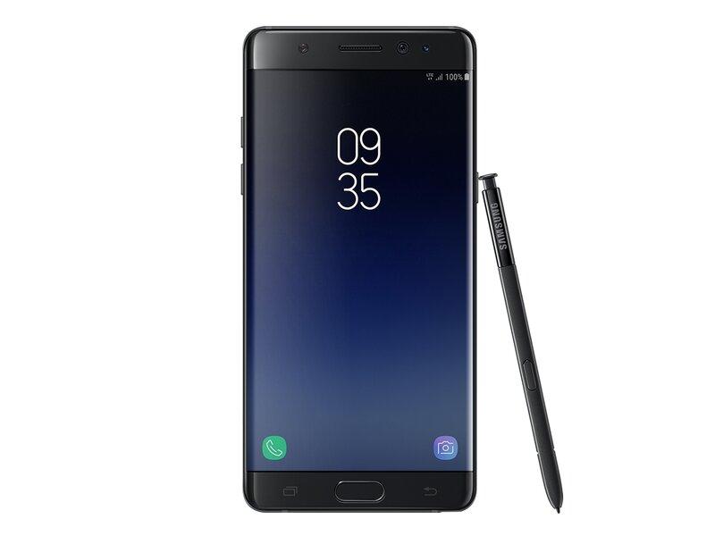 Điện thoại Samsung Galaxy Note FE - 4GB RAM, 64GB, 5.7 inch