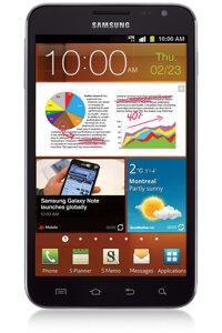 Điện thoại Samsung Galaxy Note 1 SHV-E160 - 16GB