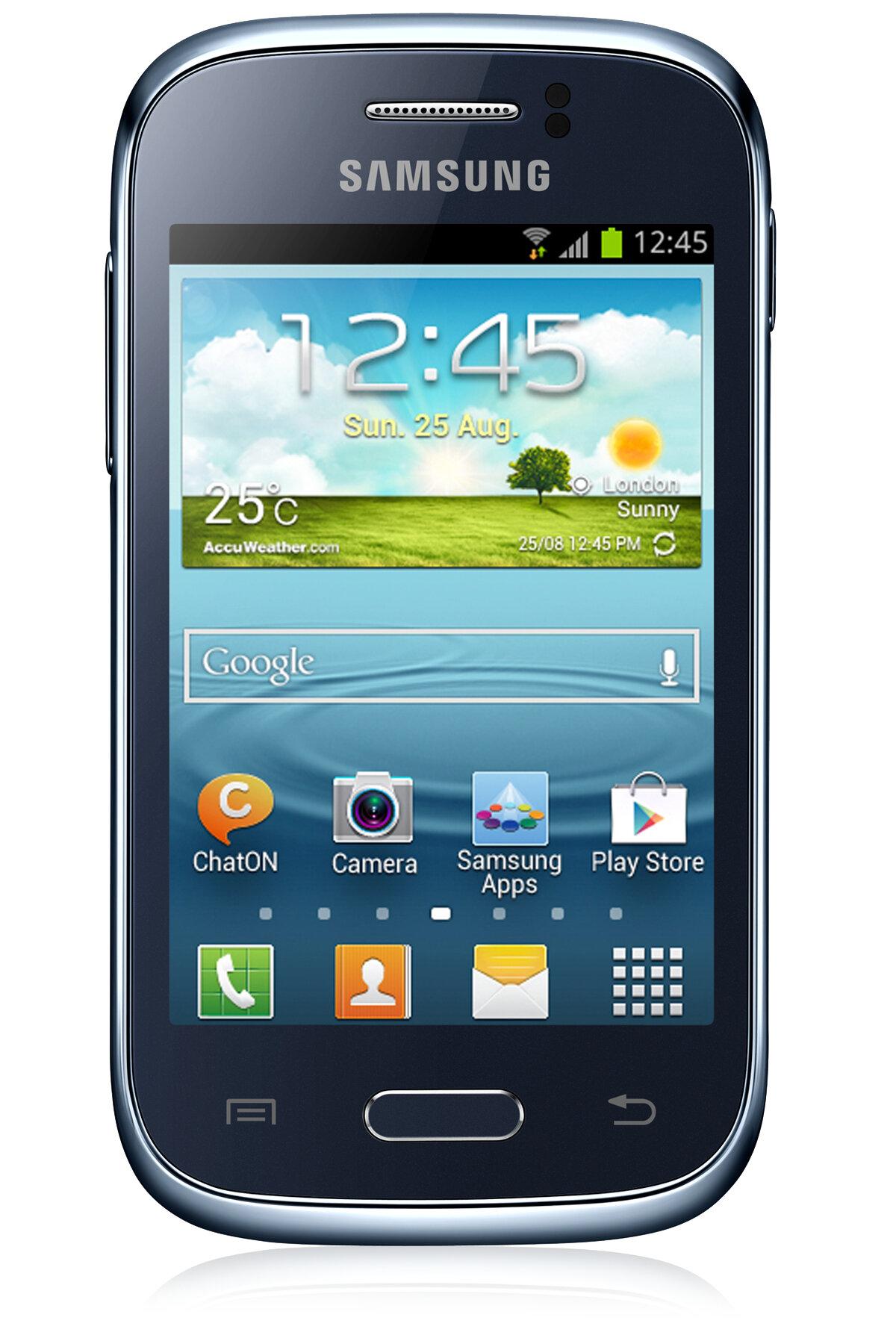 Điện thoại Samsung Galaxy Young S6310 - 4 GB