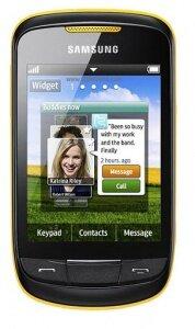 Điện thoại Samsung S3850 - 26MB