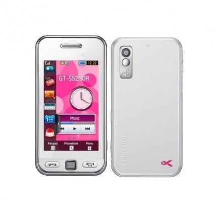 Điện thoại Samsung Star S5233W WiFi
