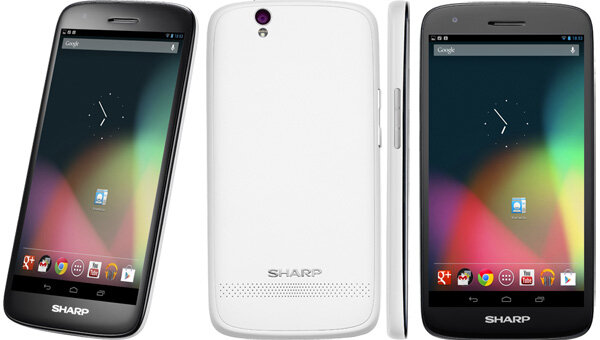 Điện thoại Sharp Aquos Phone SH930W