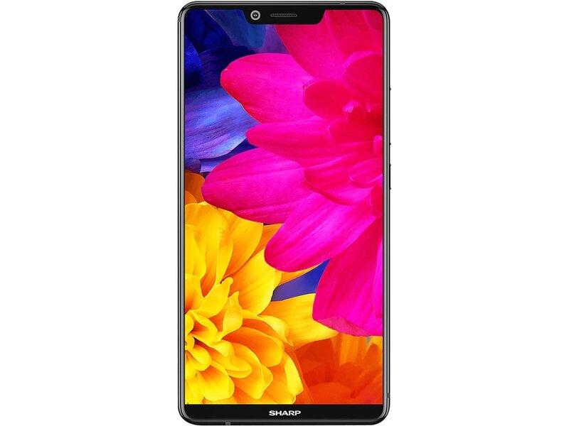 Điện thoại Sharp Aquos S3 - 4GB RAM, 64GB, 6 inch