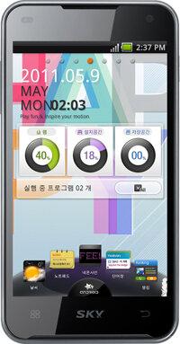 Điện thoại Sky Pantech IM-A760 - 16GB