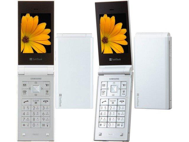 Điện thoại Softbank 740sc