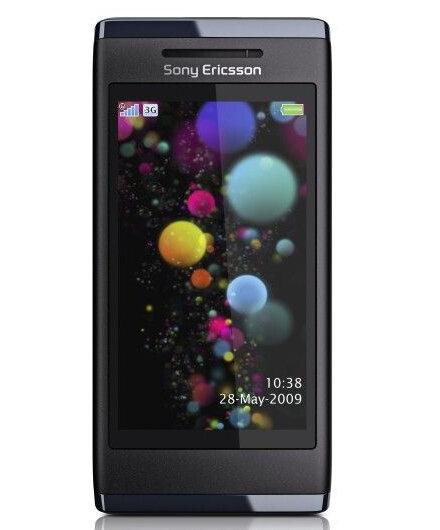 Điện thoại Sony Ericsson Aino U10