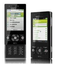 Điện thoại Sony Ericsson G705