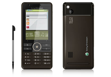 Điện thoại Sony Ericsson G900
