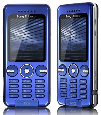 sony s302