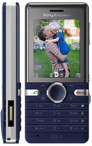 Điện thoại Sony Ericsson S312