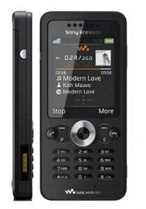 Điện thoại Sony Ericsson W302