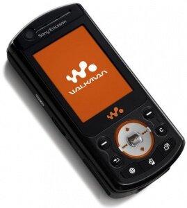 Điện thoại Sony Ericsson W900i