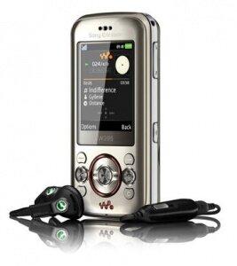 Điện thoại Sony Ericsson W395i