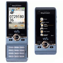 Điện thoại Sony Ericsson W595s