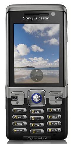 Điện thoại Sony Ericsson C702i