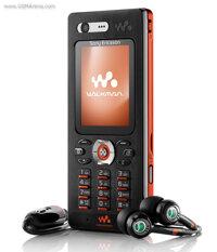 Điện thoại Sony Ericsson W880i