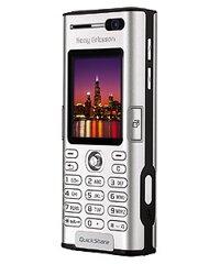 Điện thoại Sony Ericsson K600i