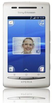 Điện thoại Sony Ericsson Xperia X8
