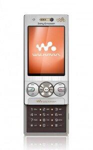 Điện thoại Sony Ericsson W705i
